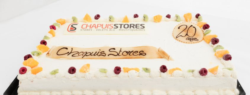 20 ans Chapuis Stores