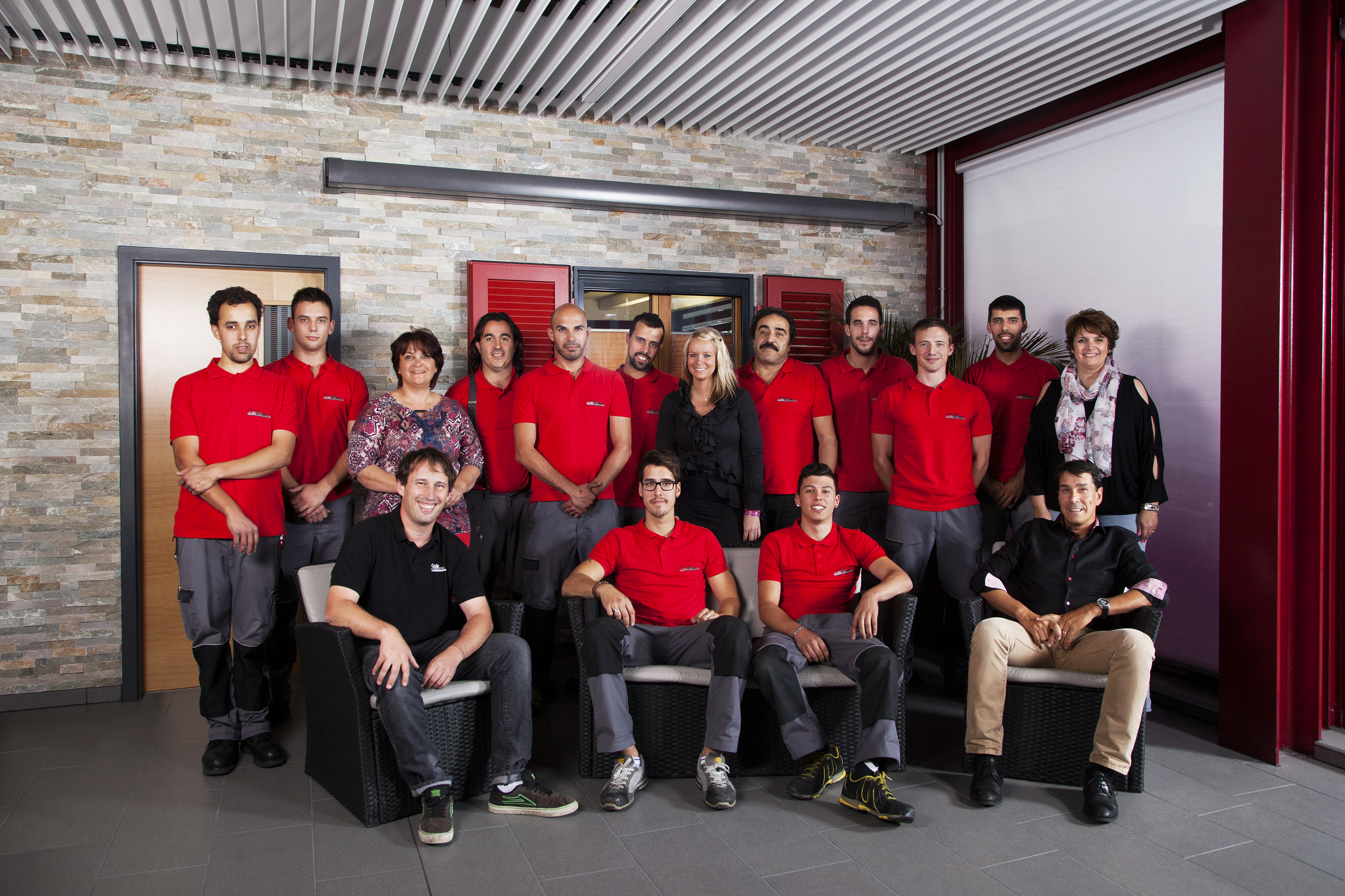 Equipe Chapuis Stores Lausanne